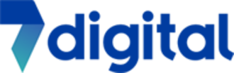 7digital - Image: 7digital logo