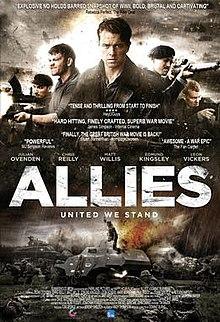 Allies (2014) [English] SL DM - Julian Ovenden, Chris Reilly, Matt Willis