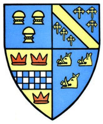 Aberdeenshire Cricket Club - Image: Aberdeenshire Cricket Club logo