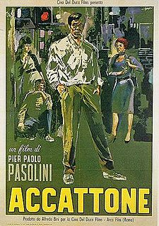 1961 film by Pier Paolo Pasolini