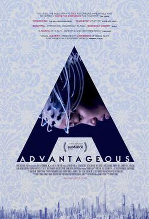 Advantageous - Theatrical release poster