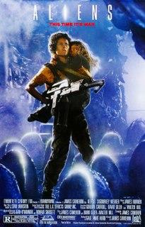 <i>Aliens</i> (film) 1986 science fiction film