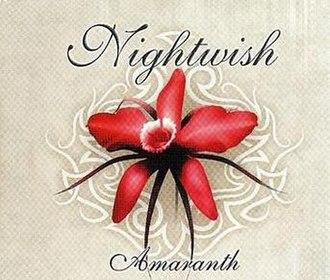 Amaranth (song) - Image: Amaranth Cover