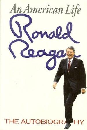 An American Life - Image: American Life Ronald Reagan