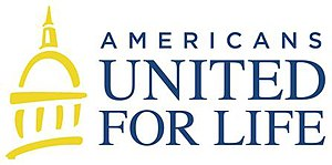Americans United for Life - Image: Americans United For Life Logo