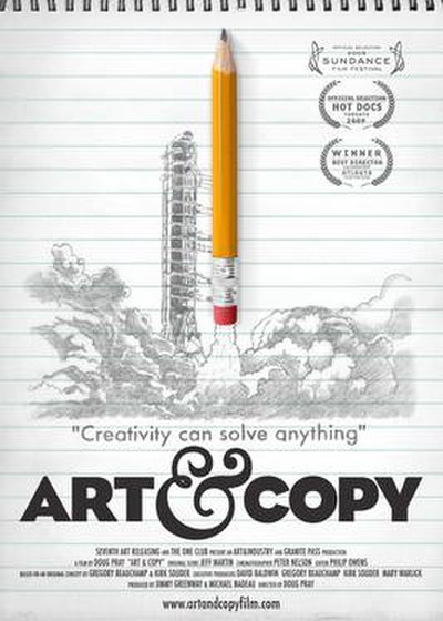 Picture of a movie: Art & Copy