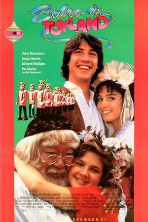 Babes in Toyland (1986 film) - Image: Babesin Toyland