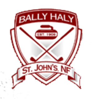 Bally Haly Golf & Curling Club - Image: Bally Halylogo