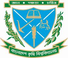 Bangladesh Agricultural University - Wikipedia