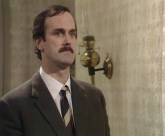 Fawlty Towers - Cleese as Basil Fawlty
