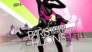 Paris Hilton's British Best Friend - Image: Bbfscreen 1