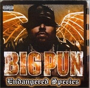 Endangered Species (Big Pun album) - Image: Big Pun Endangered Species