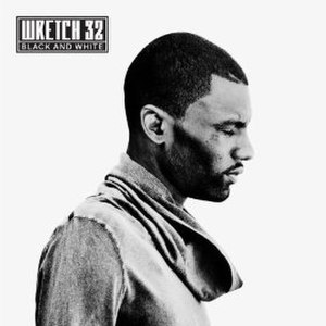 Black and White (Wretch 32 album) - Image: Black and White (Wretch 32 album) cover
