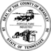 Official seal of Bradley County