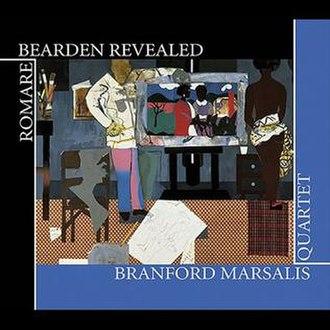 Romare Bearden Revealed - Image: Branford marsalis romare bearden revealed