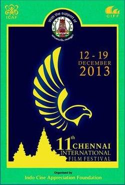 11th Chennai International Film Festival