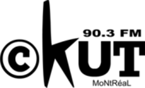 CKUT-FM - Image: CKUT FM logo