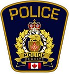 Canadian Pacific Railway Police (Canadian Shoulder Flash)