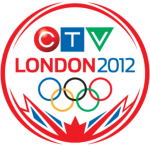 Canada's Olympic Broadcast Media Consortium - CTV version of the Consortium logo slated to be used for the 2012 games.