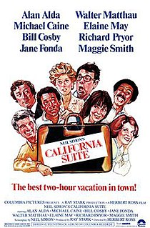 <i>California Suite</i> (film) 1978 film