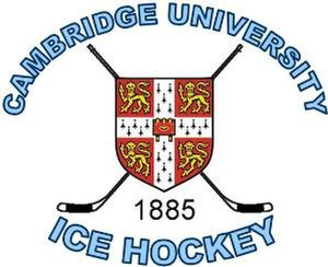 Cambridge University Ice Hockey Club - Image: Camb uni ihc