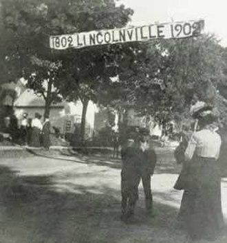 Lincolnville, Maine - Centennial celebration in 1902