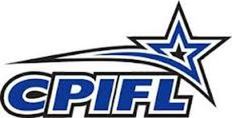 Champions Professional Indoor Football League - Image: Champions Professional Indoor Football League
