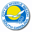 Official seal of Myrtle Beach, South Carolina