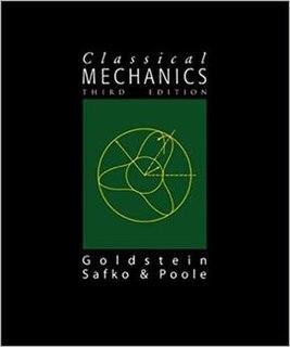 <i>Classical Mechanics</i> (Goldstein book) Graduate textbook