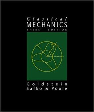 Classical Mechanics (Goldstein book) - Image: Classical Mechanics (Goldstein book)