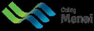 Coleg Menai - Coleg Menai logo