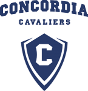 Concordia University (Oregon) - Official athletics logo.
