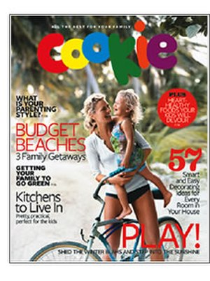 Cookie (magazine) - March 2007 issue of Cookie