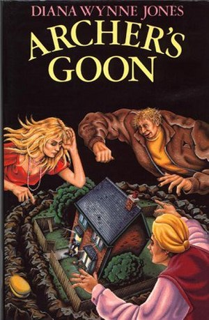 Archer's Goon - First edition