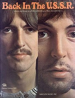 Back in the U.S.S.R. Original song written and composed by Lennon-McCartney