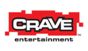 Crave Entertainment - Crave's old logo 2004-2011