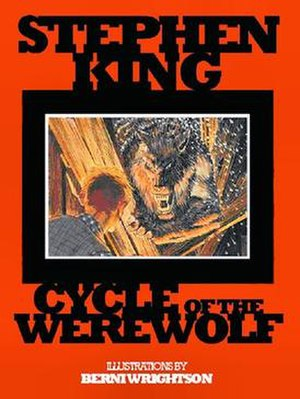 Cycle of the Werewolf - First edition cover