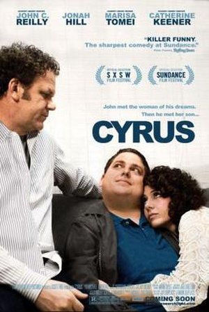 Cyrus (2010 comedy-drama film) - Theatrical release poster