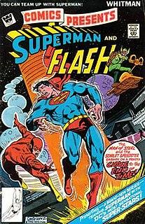 <i>DC Comics Presents</i> Comic book series