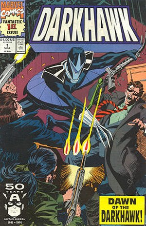 Darkhawk - Image: Darkhawk 1
