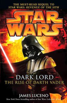 Dark Lord The Rise Of Darth Vader Wikipedia