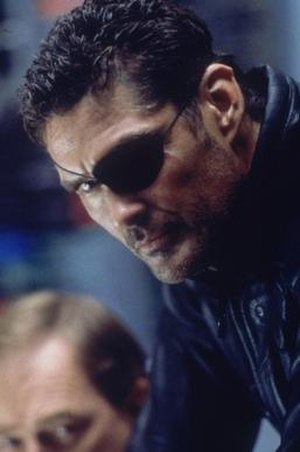 Nick Fury: Agent of S.H.I.E.L.D. (film) - David Hasselhoff as Nick Fury