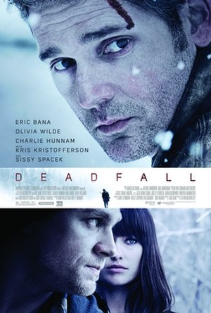 Deadfall (2012 film) - Theatrical release poster