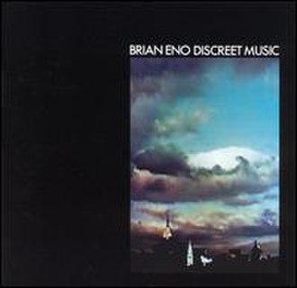 Discreet Music - Image: Discreet Music EG