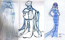Concept Art From Disneys Shelved Hand Drawn Film Adaptation Of The Snow Queen