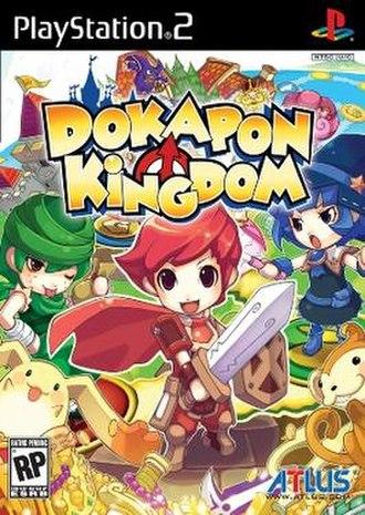Dokapon Kingdom - Image: Dokapon Kingdom cover
