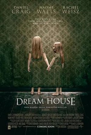 Dream House (2011 film) - Theatrical release poster