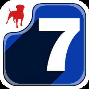 Drop7 - Image: Drop 7 Logo