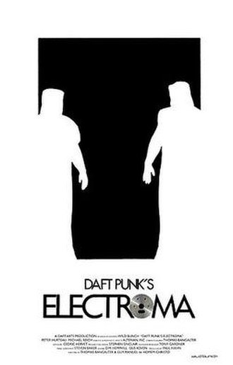 Daft Punk's Electroma - Theatrical release poster