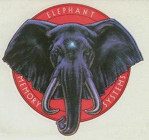 Elephant Memory Systems - Image: Elephant Floppy